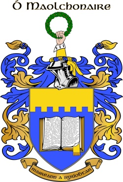 CONROY family crest