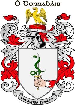 O'DONOVAN family crest