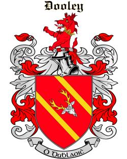 DOOLEY family crest