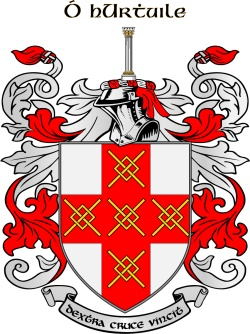 HURLEY family crest