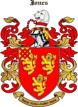 Johns family crest