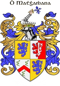 MAHONEY family crest