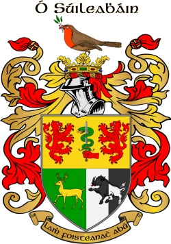 SULLIVAN family crest
